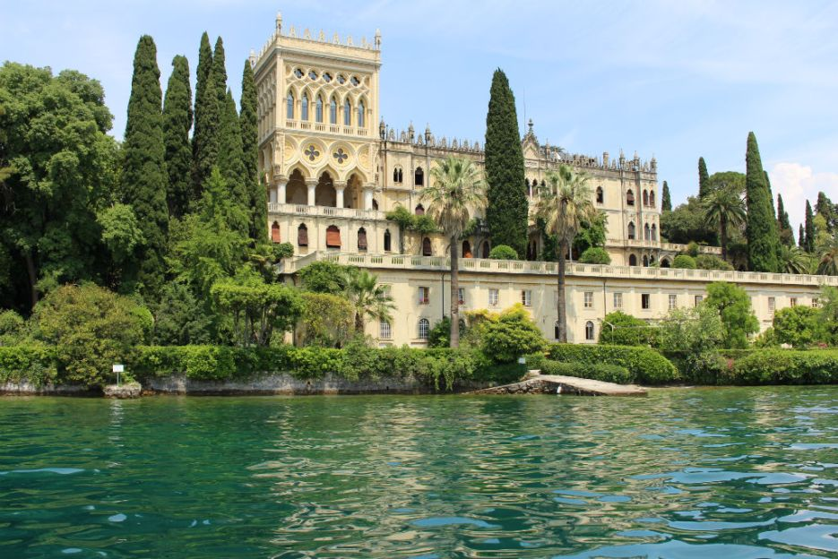 Die mystische Isola del Garda