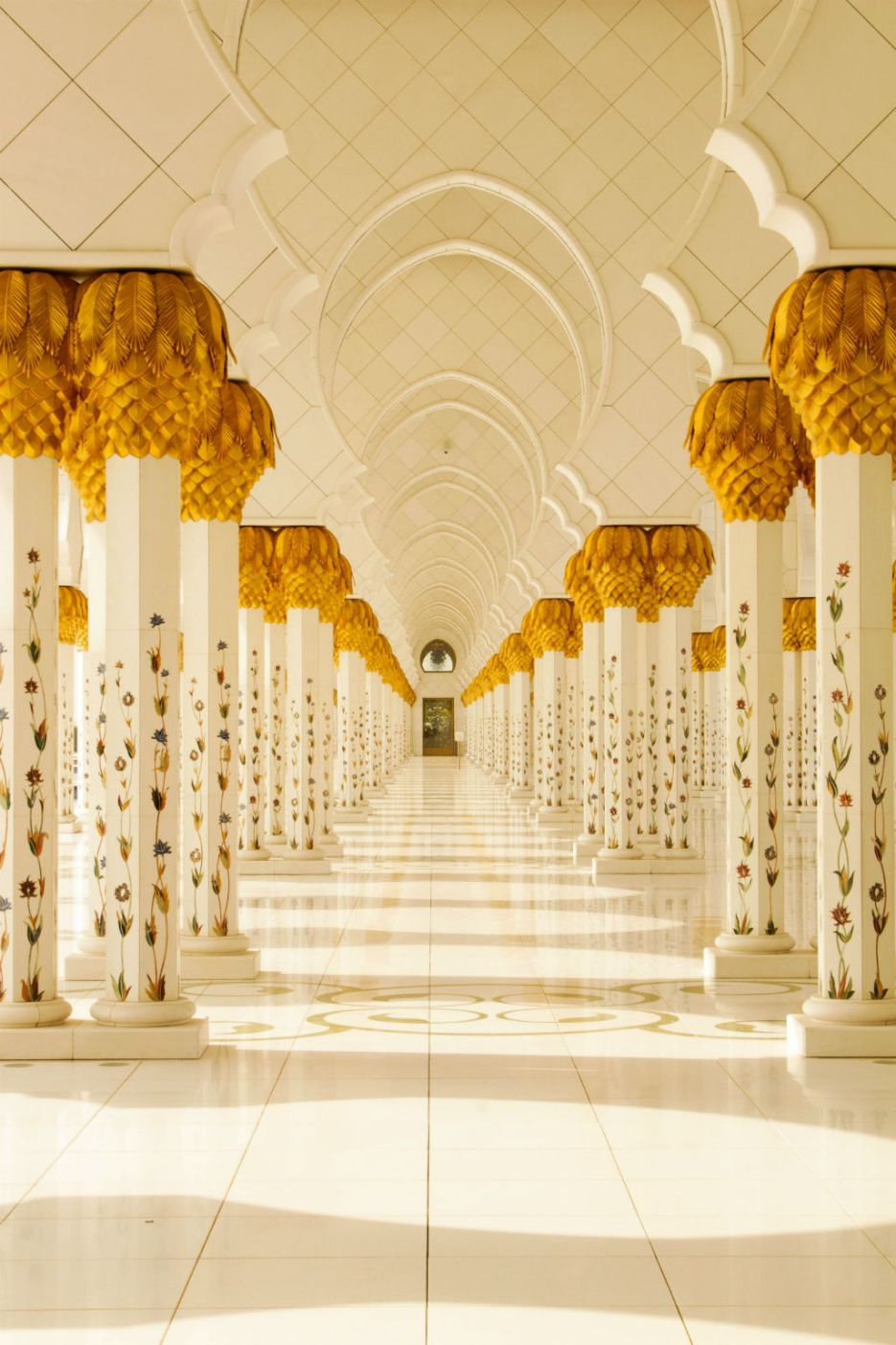 Al Zayed Moschee