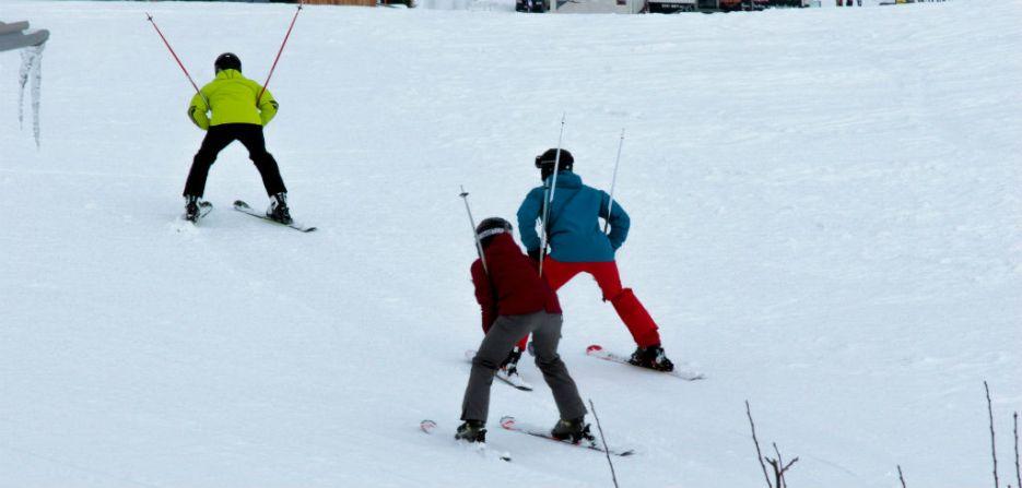 Its snowtime - in Ellmau24